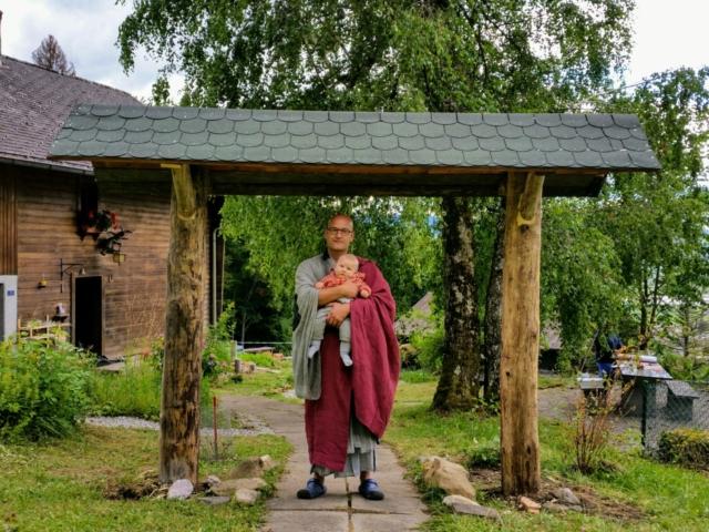 Zen Monk M. Reding