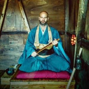 Zen Monk Marcel Reding