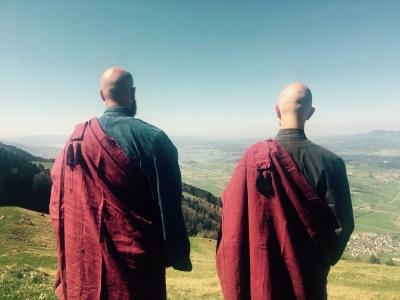 Zen Mönche