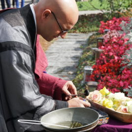 Divorce Ceremony with Zen Monk Switzerland
