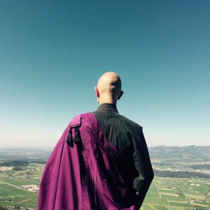 Zen Monk Alain Lafon