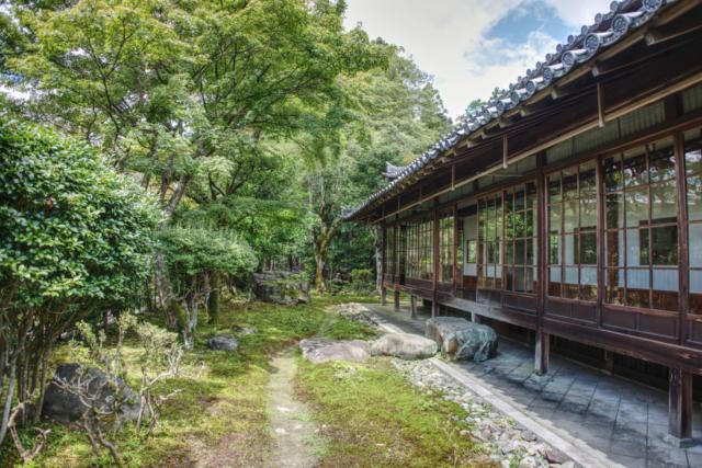 Seikenji Zen Temple in Japan