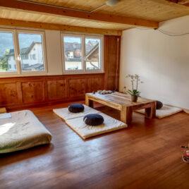 Lambda Zen Temple - Tea Room