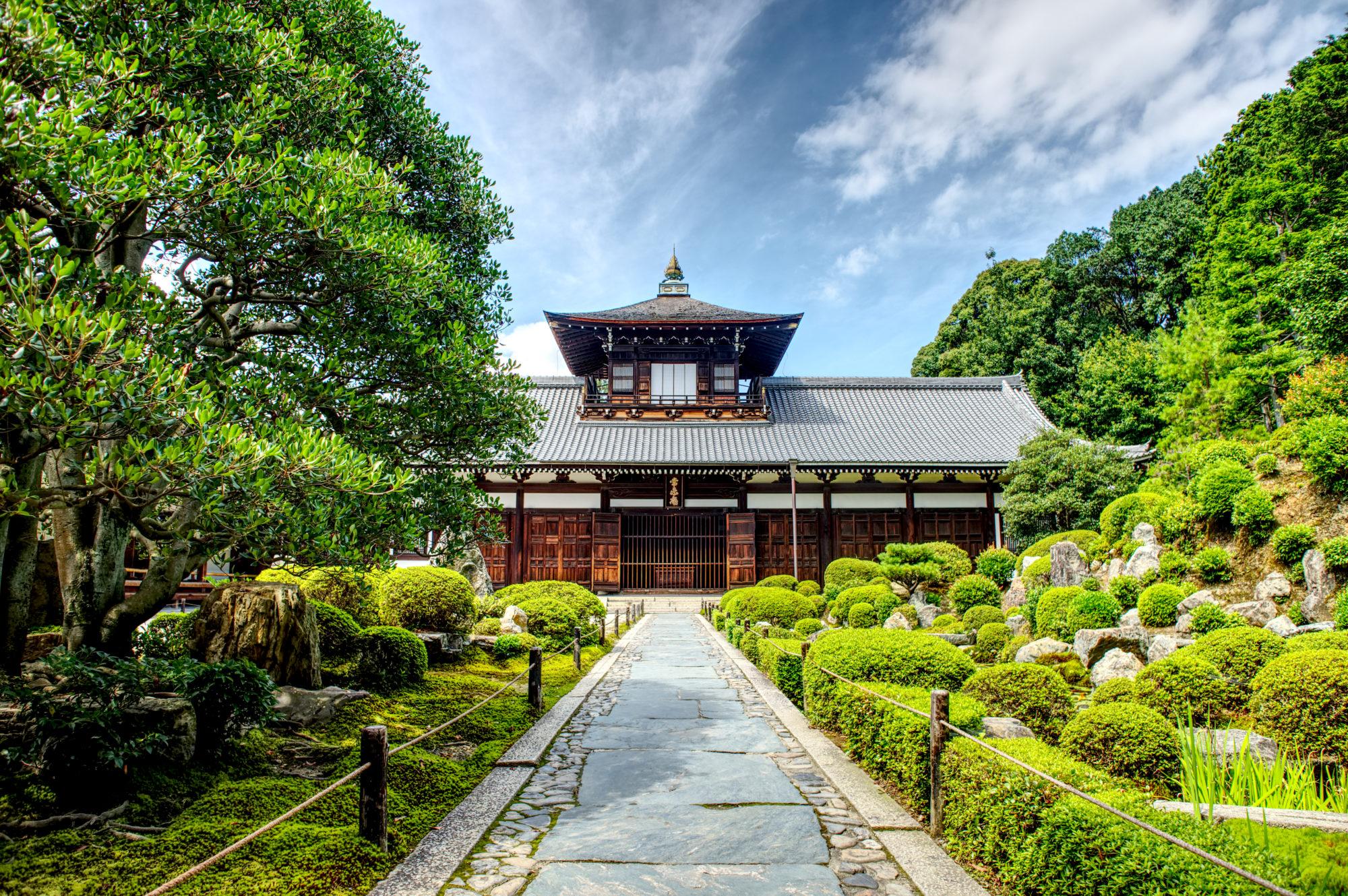 Tofukuji Zen Tempel in Japan