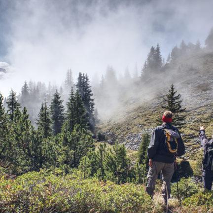 Hiking in Glarus