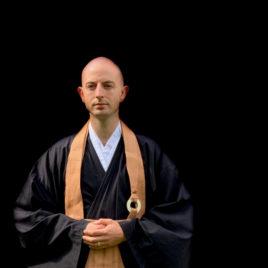 Zen Mönch Bruder Alain M. Lafon