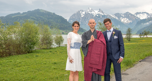 Meditation Hall in Glarus Switzerland