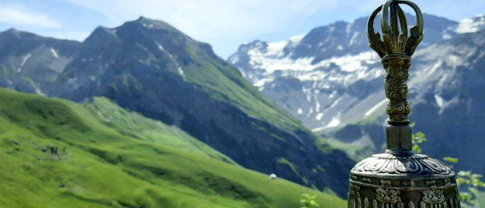 Wedding Speaker Zen Monk Abbot Reding Adelboden Lenk Switzerland