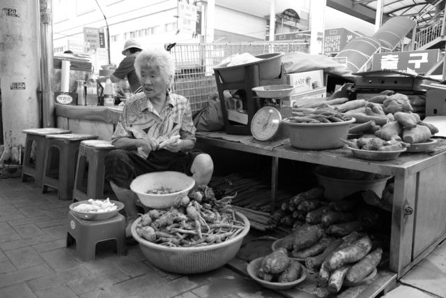 Daegu marketplace