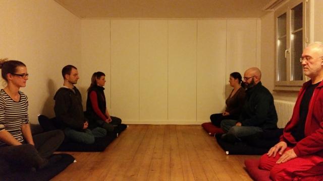 Monthly 7-day retreat at Eremita Zen Temple in Einsiedeln
