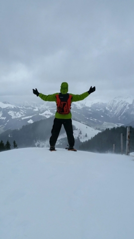 Intensive Retreat (24/7) with snow shoe hiking on day 3