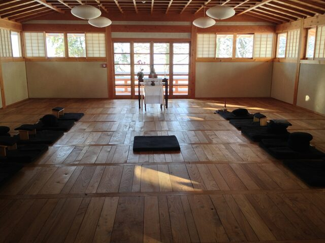 Regular Sesshin (one week retreat)