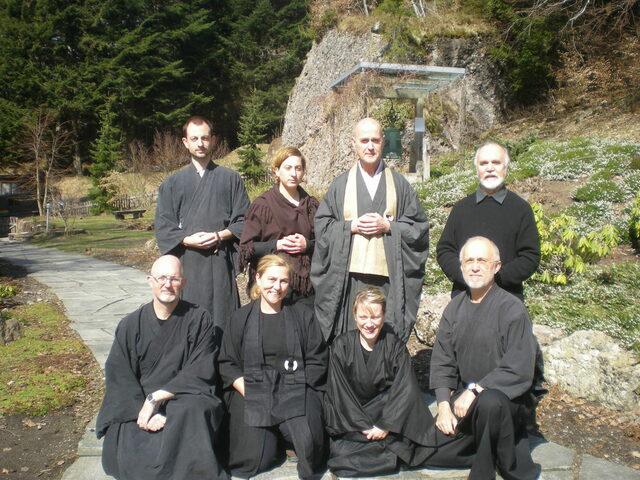 Regular Sesshin at Felsentor (one week retreat)