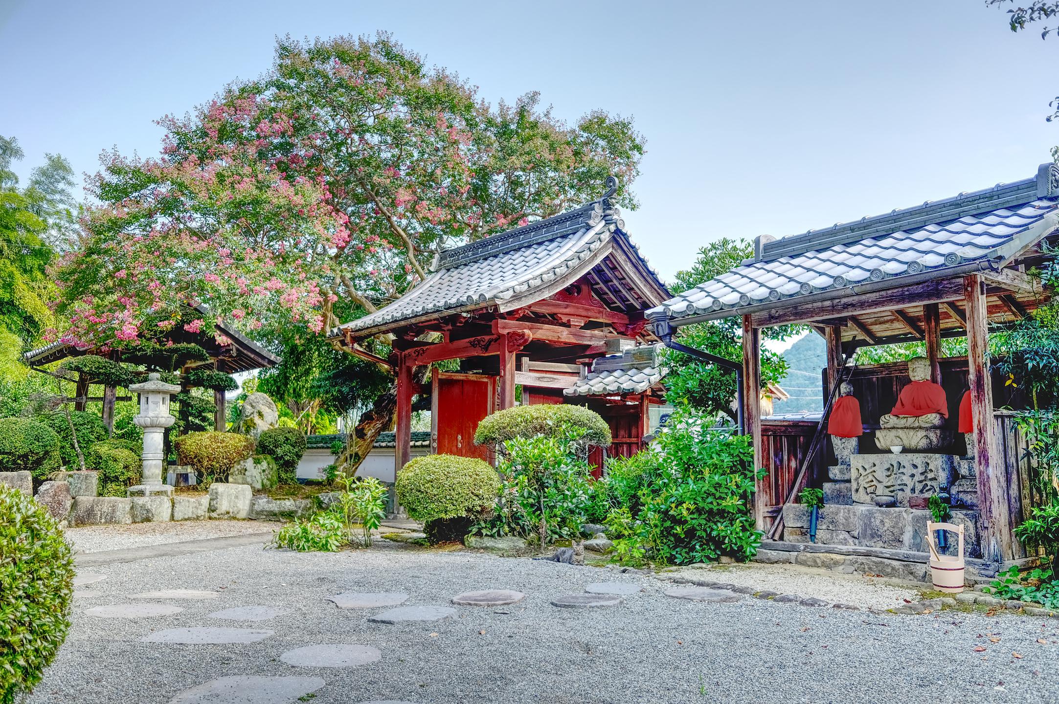 Seikoji Temple Main Gate