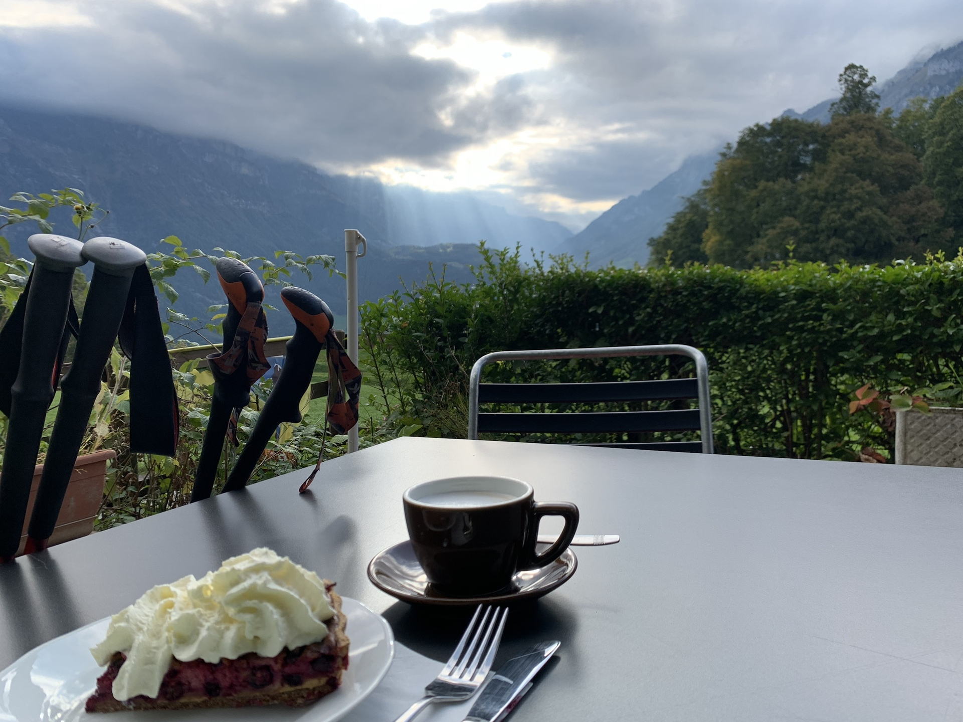 Alpenblick - Hiking Meditation Break